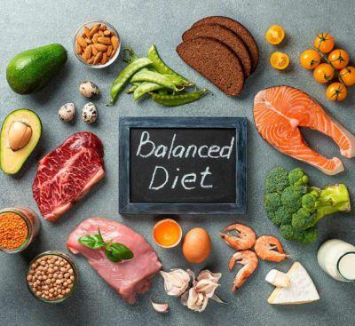 Dieta Balanceada Nutrium