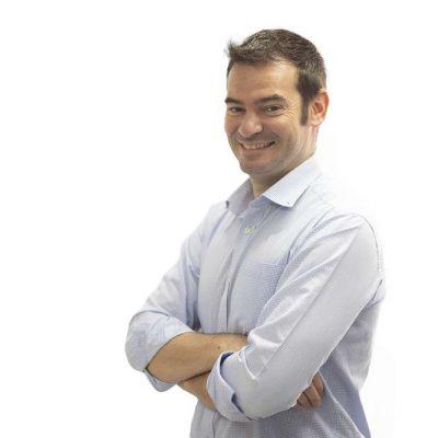 Enrique Ramos Gerente de Comunicación de Nutrium