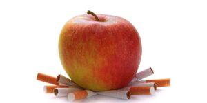 Alimentación y el tabaco