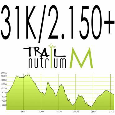 Recorrido M Trail Nutrium
