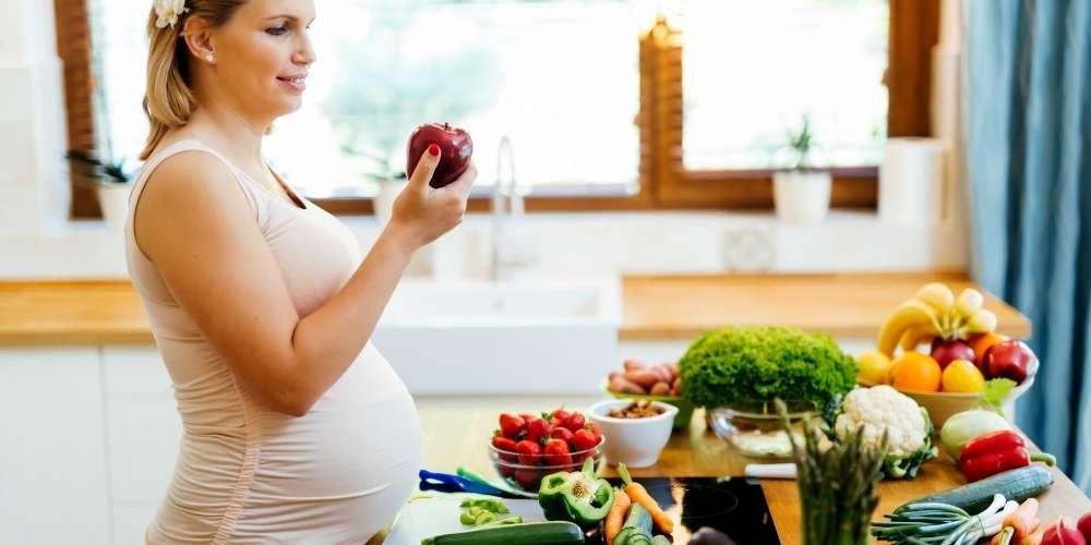 Dieta para embarazada
