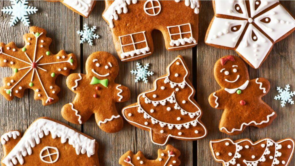 Galletas navideñas de mantequilla receta