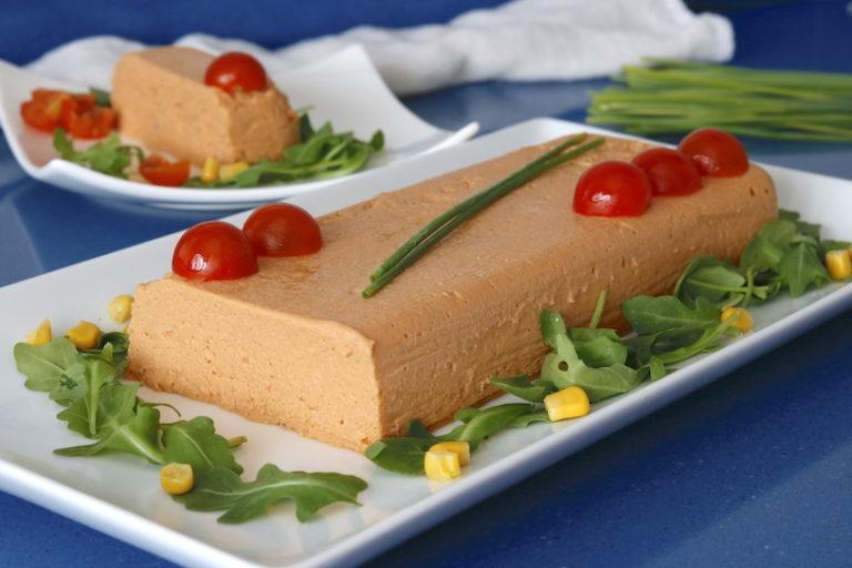 Pastel de atún receta