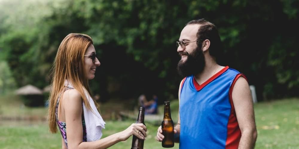 Podemos tomar cerveza luego de entrenar
