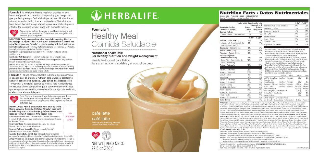 herbalife dietas milagro