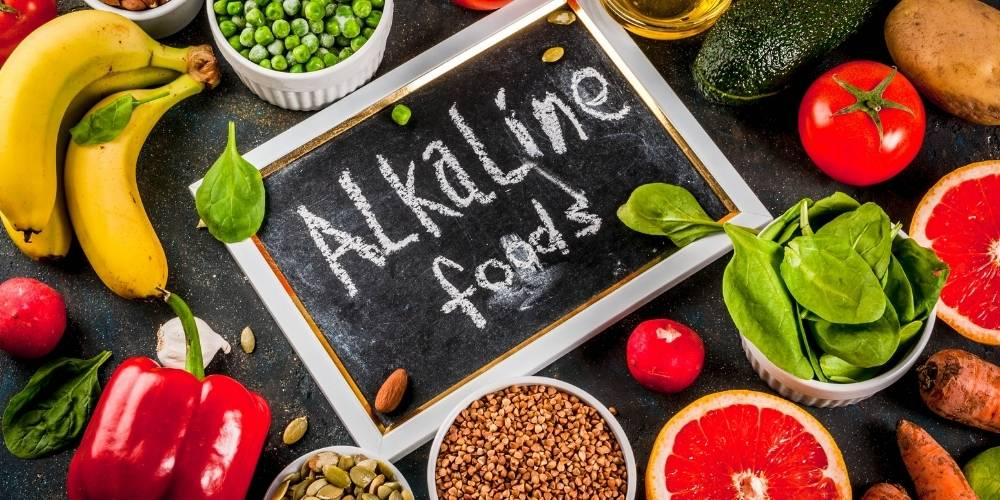 La dieta alcalina de la revista pronto