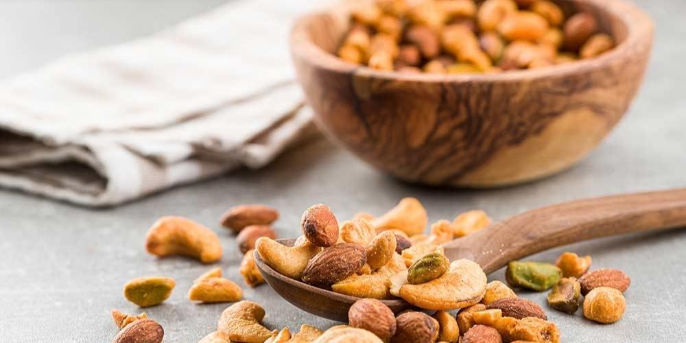 Alergia a los frutos secos Síntomas y dieta