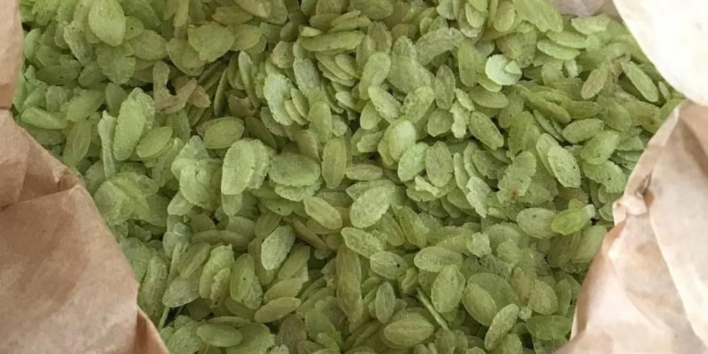 Arroz verde con verduras receta