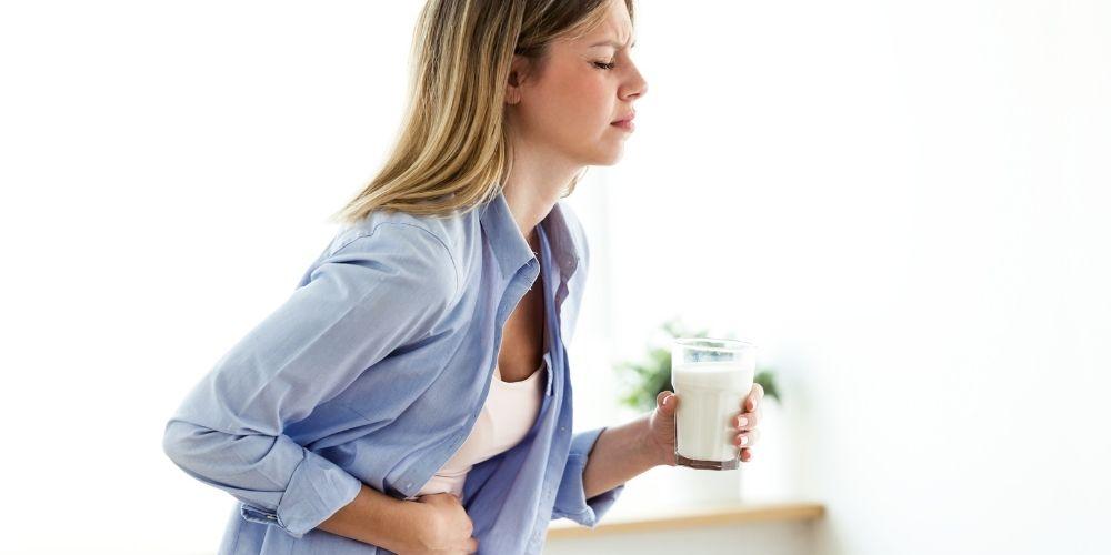 Intolerancia a la lactosa síntomas