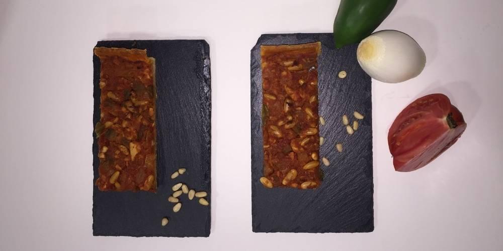 Torta de tomate receta