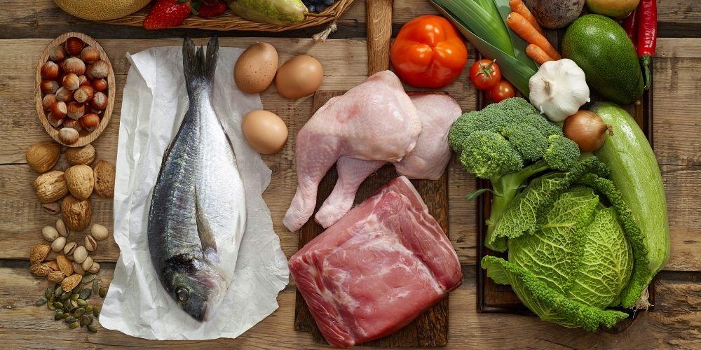 paleodieta que alimentos debes consumir