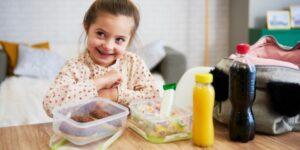 alimentación infantil vuelta al colegio